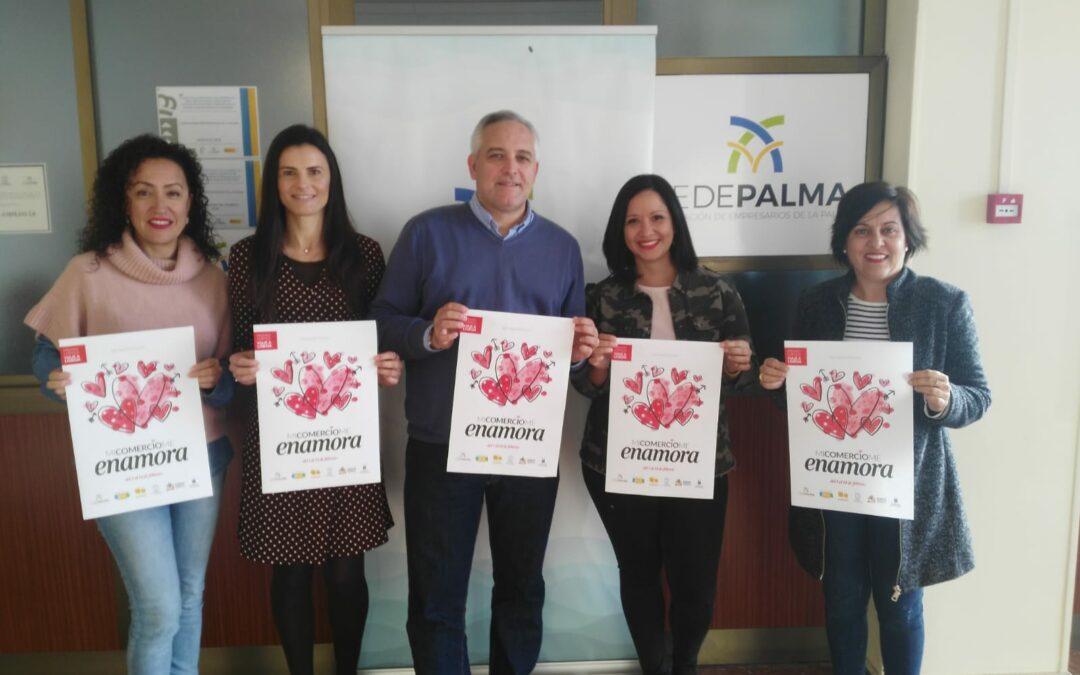 """FEDEPALMA pone en marcha la campaña """"Mi Comercio Enamora"""""""