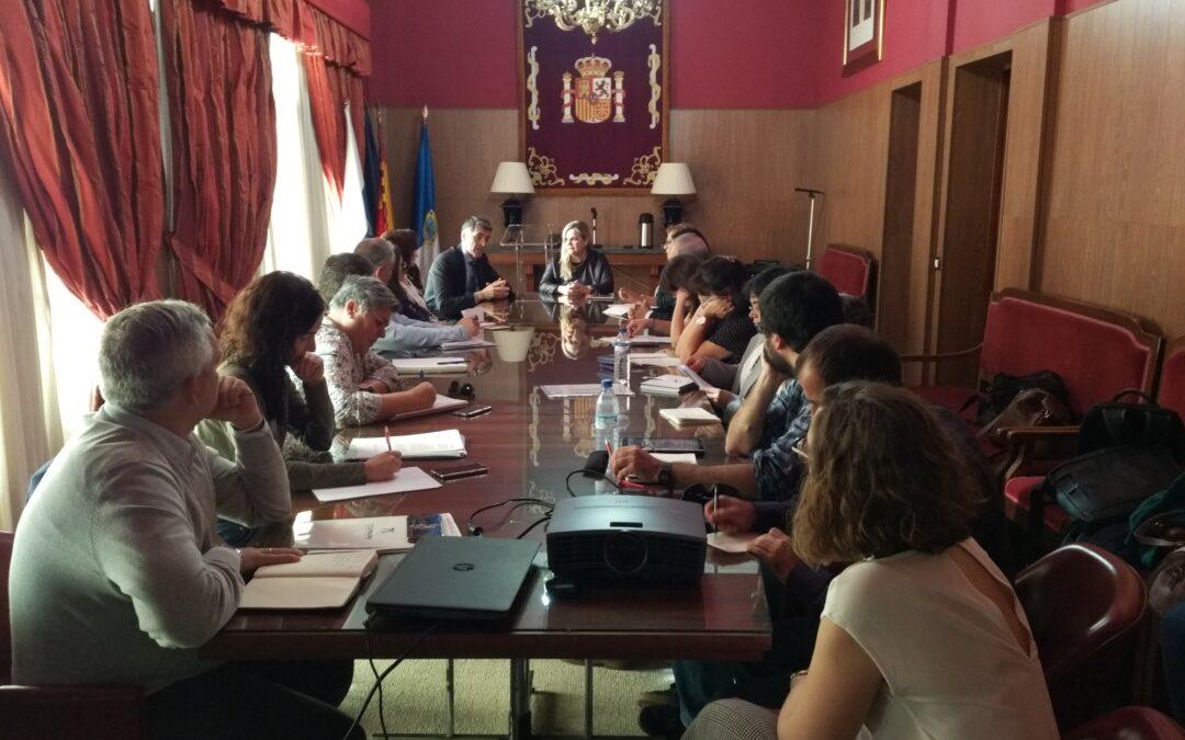 FEDEPALMA participa en la Mesa Local por el Empleo