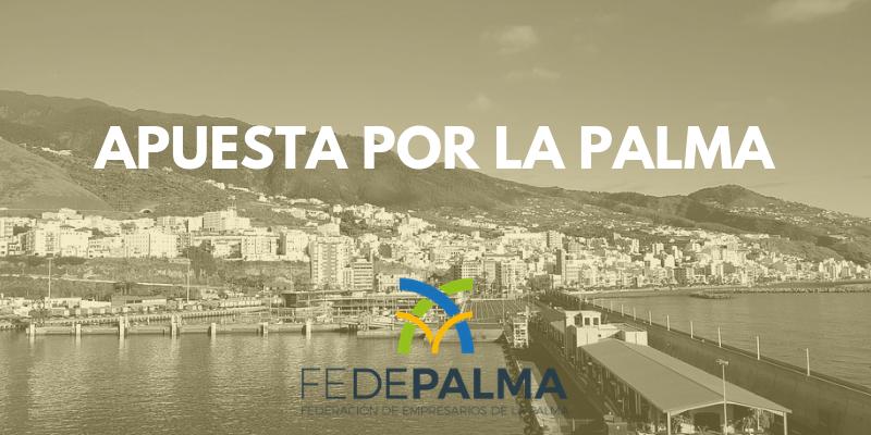 Apuesta por el desarrollo económico local de La Palma