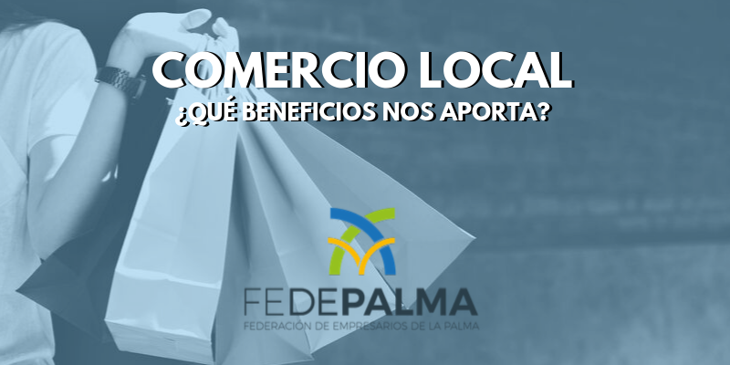 Comercio local, ¿qué beneficios nos aporta?