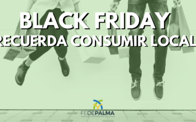 Este Black Friday, recuerda apostar por el consumo local