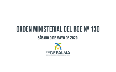 BOLETÍN OFICIAL DEL ESTADO | Sábado 9 de mayo de 2020