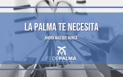 La Palma te necesita ahora más que nunca