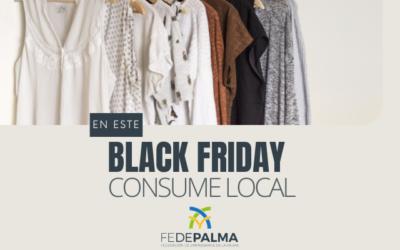 Celebra tu Black Friday consumiendo local