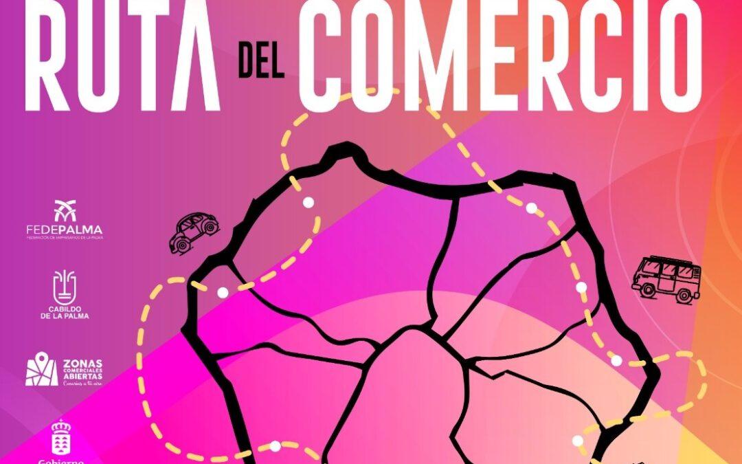 """FEDEPALMA arranca la campaña de dinamización comercial """"La Ruta del Comercio"""""""