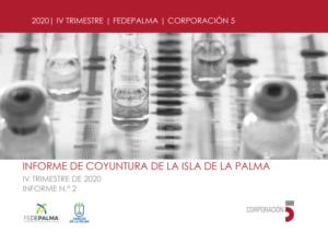 Presentación del informe de coyuntura de la isla de La Palma