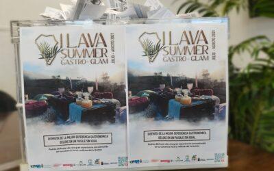 """La campaña """"I Lava Summer Gastro-Glam"""" finaliza con éxito de participación y el sorteo de los 14 ganadores"""